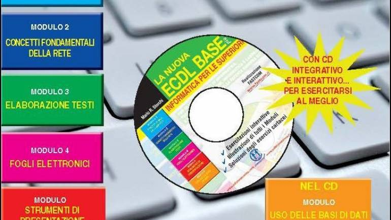 ECDL BASE più Informatica per le Scuole Superiori – Soluzioni degli esercizi cartacei