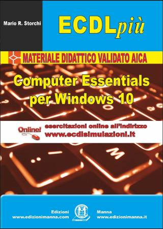 ECDL più – Computer Essentials per Windows 10