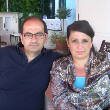 Giuseppe Fiordoro e Lusjrosa Salvati