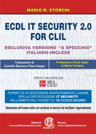ECDL IT SECURITY 2.0 for CLIL