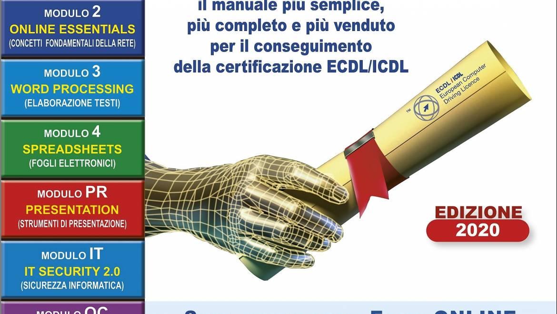 ECDL più / ICDL Full Standard Syllabus 6 per Windows 10 e Office 2016. Edizione 2020 – Soluzioni degli esercizi cartacei