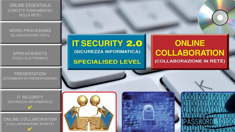ECDL più IT Security 2.0 & Online Collaboration – Soluzioni degli esercizi cartacei