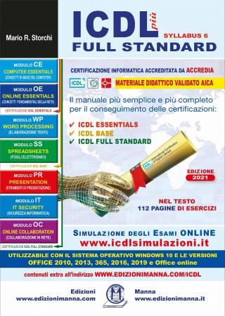 ICDL più Full Standard. Edizione 2021